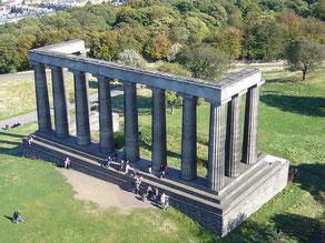Monument situé sur Calton Hill
