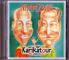 "CD 1996  ""Karikatour"""