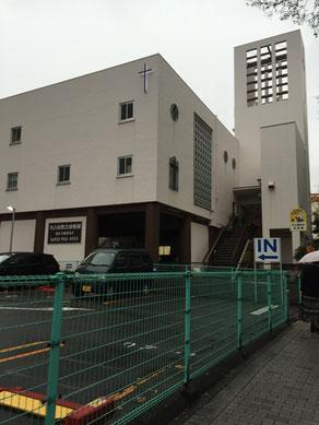 日本キリスト教団名古屋教会