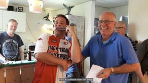De worst voor de laatste prijs gaat dit weekend naar Henk Smit van de Comb Smit-Mulder