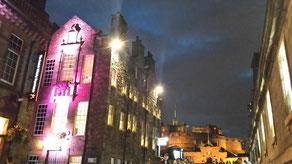 Royal Mile und Castle Hill, Edinburgh