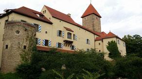 Burg Wernberg, Wernberg-Töblitz