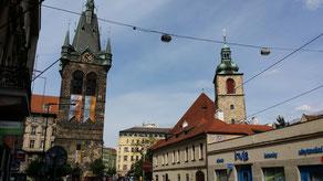 Heinrichsturm, Prag