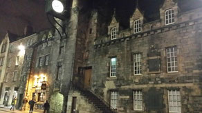 Canongate Tolbooth, Edinburgh