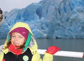 Glacier Grey - Torres del Paine - Chili