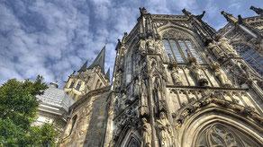 Nhà thờ cổ Aachen