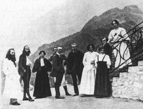 """Au Monte Verita, le mouvement de """"réforme de la vie"""""""