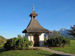 Feldkapelle am See