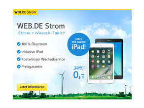 CheckEinfach | Web.de Strom+Wunsch-Prämie