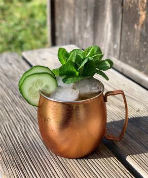 Toxic Garden, Toxic Garden Mocktail, Mocktail Toxic Garden