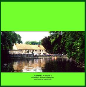 Die Hüttermühle zur Wiedereröffnung am 9. Juni 1973