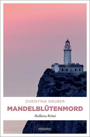 Cover Mandelblütenmord Emons Verlag Christina Gruber