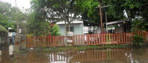 Inondations : mai 2012