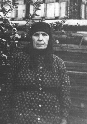 Ковалевская (Банькова) Дарья Ивановна