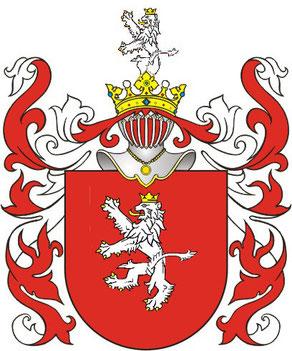 Герб рода Ковалевских из Польши