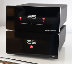AS Phonolab 1.0 + PSU 1.2