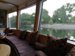 Top 5 boat restaurants in Berlin