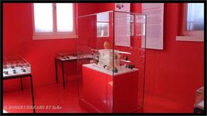 Präsentation im Schlossmuseum Herrenhausen