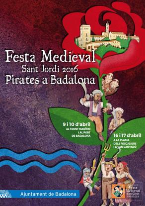 Fiestas en Badalona Festa Medieval Pirates a Badalona