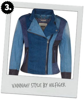 Vannah! Patchwork Style by Hilfiger