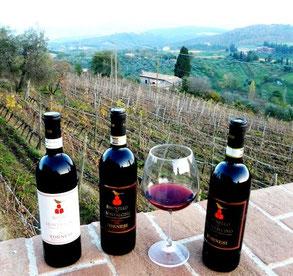 De 3 pareltjes uit Montalcino
