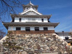 羽柴秀吉(豊臣秀吉)の出世城、長浜城にも登ってみたい