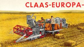 Claas Europa