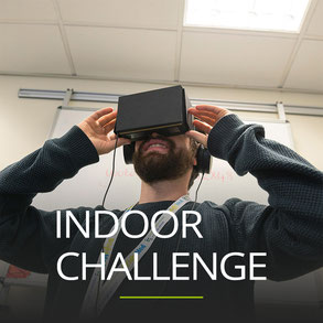 Indoor Challenge als Teamevent