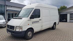 LT 35 Kastenwagen 2.5 TDI