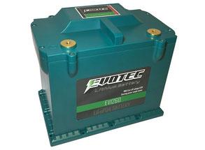 EVOTEC 4輪用リチウムバッテリー EV-1260