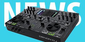 Mobiler AKKU DJ Service mit Denon Prime Go