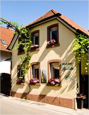Gästehaus Sylvia in Edenkoben