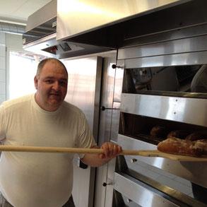 Remo Bichsel, Bäcker-Konditor