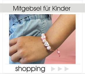 Mitgebsel für Kinder Kindergeburtstag Shop ELA EIS. Link zum shop