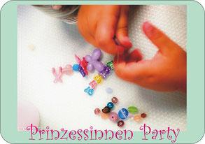 Kindergeburtstag feiern Prinzessinnen Geburtstag Düsseldorf