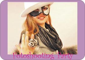 Kindergeburtstag feiern  Teenager Fotoshooting Geburtstag Party Düsseldorf