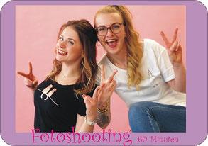 Ideen für den Junggesellinnenabschied Düsseldorf Freunde Fotoshooting