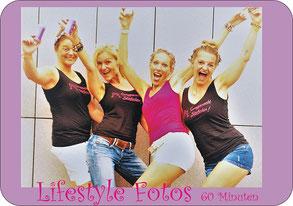 JGA Gruppen Freunde Fotoshooting Duesseldorf