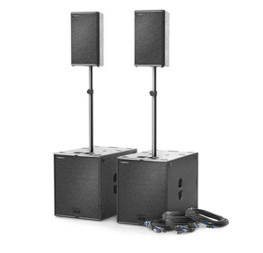 TW Audio PA SYS CLUB mieten Frankfurt