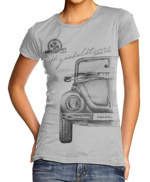 VW Bulli T-Shirt Tiki Bus