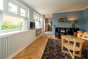 Hus Utspann - Veranda-Eck Schlafzimmer
