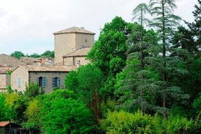 Le château du village