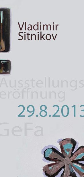Ausstellungseröffnung 29.08.2013