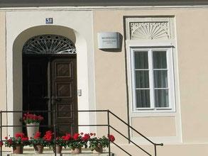 Baumeister Loibenböck Wohnhaussanierung Generalplanung ÖBA Bauaufsicht Historisches Haus