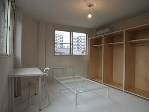 After 白の個室