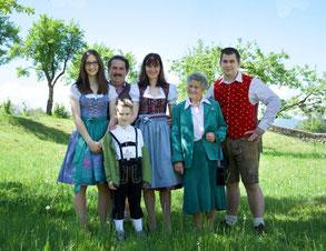 Familie Werginz