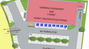 bild 9 : verbrauchermarkt 1200 BGF-bockhaus-odenthal architekten