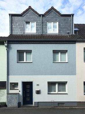 Dämmung Fassade Einfamilienhaus