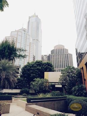 Wolkenkratzer Bangkok