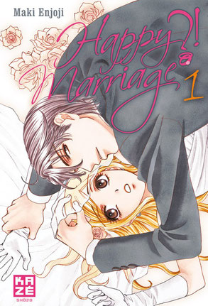 Happy mariage est un manga qui parle de mariage, de secret et de sentiments contradictoires. de part son intrigue il est un type josei. source : https://www.manga-news.com/index.php/serie/Happy-mariage
